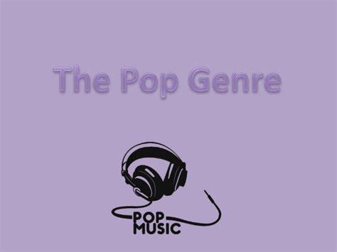 pop genre moodboard