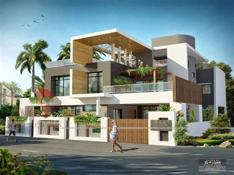 home design interior exterior we are expert in designing 3d ultra modern home designs