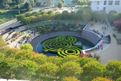 Superb J And J Garden Center #4: Getty-labyrinth.jpg