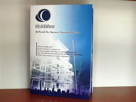 Desain Company Profile Terbaik 162 best images about best company profile design and