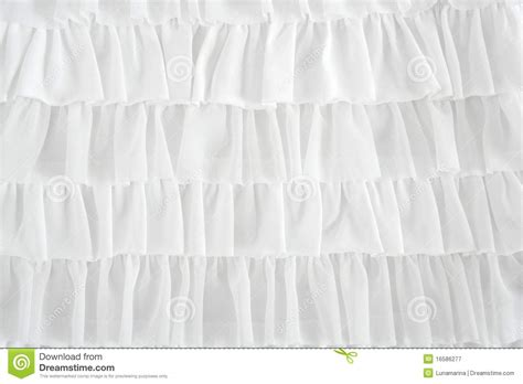 pleated skirt fabric fashion in white closeup royalty free