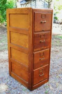 Vintage Wood File Cabinet Circa 1890s To 1900 Antique Arts And Crafts