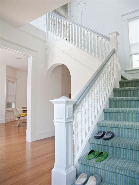 White Banister by White Banister Houzz