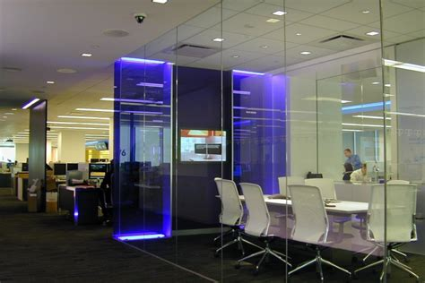 Bloomberg Dc Office by Bloomberg Headquarters Shen Milsom Wilke Technology