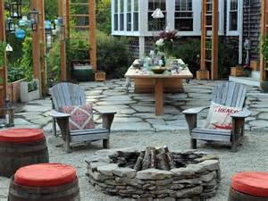 Ideas For Fire Pits In Backyard » Home Design