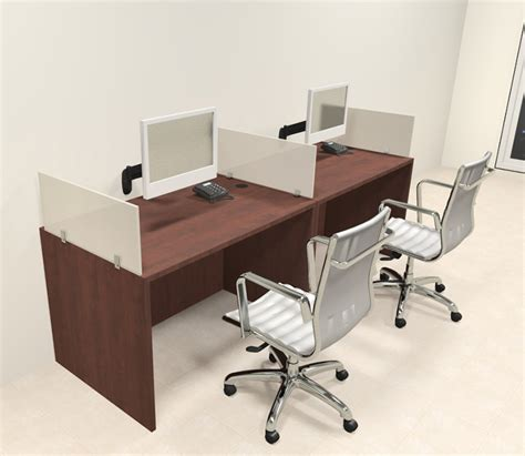 2 person office furniture two person modern divider office workstation desk set ch