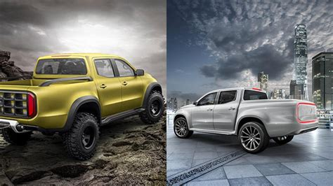 mercedes x class revealed price release