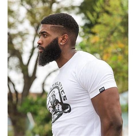 black haircuts with beards 25 best ideas about black men beards on pinterest black