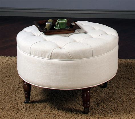 Blue Ottoman Coffee Table Ottoman Coffee Table Blue Cozy Living Rooms Blue Tree Printed Ottoman Coffee Table
