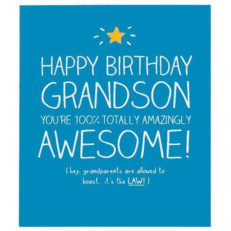 Happy Birthday Wishes To Grandson 17 Best Grandson Birthday Quotes On Pinterest Happy
