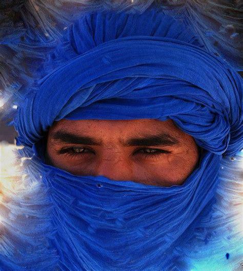 lava l blue touareg in morocco beautiful eyes peuple touareg