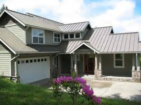 metal roof house color combinations metal roofing cold enterprises inc