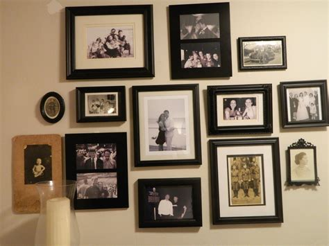 family portrait wall family portrait wall eat drink and save money
