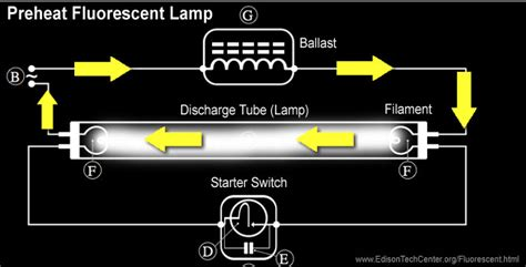 the fluorescent l how it works history
