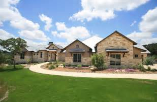 French Country House Plans One Story hill country home outdoor living landscape ideas pinterest