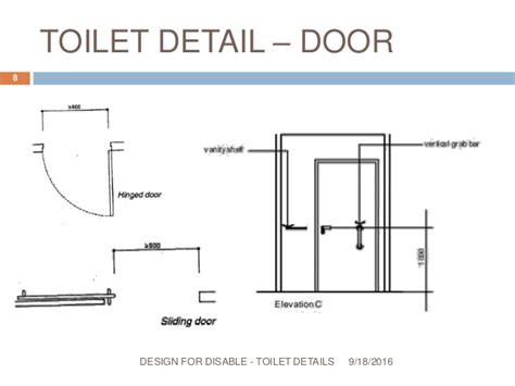 Design Disabled Toilet by Design For Disable Toilet Details