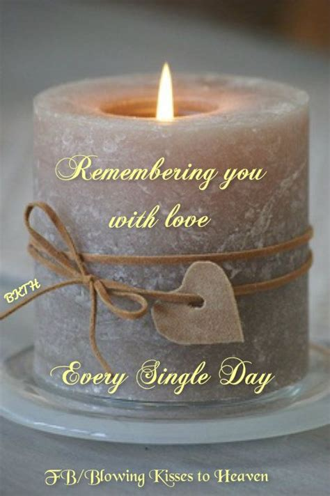 keeping  candle lit  memory   angel  heaven memory candles pinterest mom