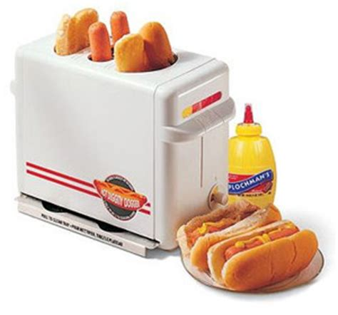 Bun Toasters The Diggity Dogger Makes Cooking Hotdogs A Little