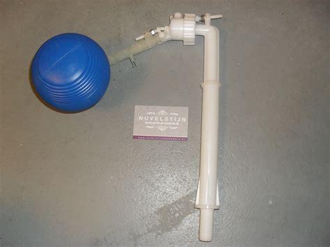 heritage toilet onderdelen flotteurkraan voor duobloc klassiek sanitair