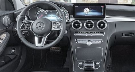 Mercedes C 2019 Interior by 2019 Mercedes C Class Preview Consumer Reports