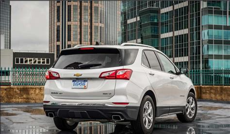 2020 chevy equinox 2020 chevy equinox 2 5l release date redesign changes