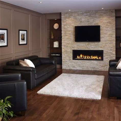 stacked stone fireplace for the home pinterest stacked stone on fireplace wall for the home pinterest