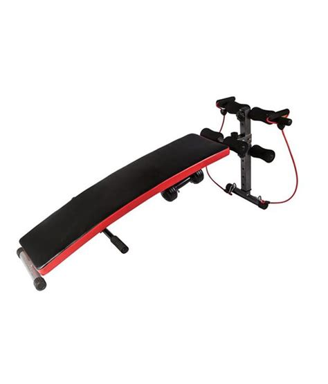 sit up bench online india imported sit up bench with dumbbells resistance tube