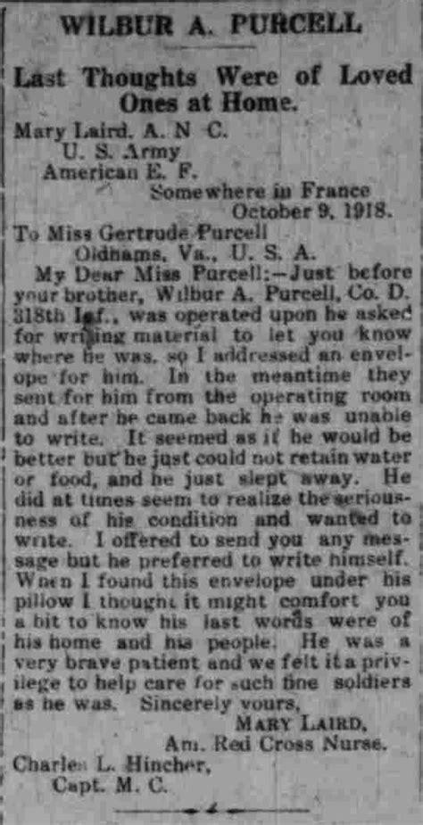 Gertrude A. Purcell Woolard (1898 - 1988) - Find A Grave