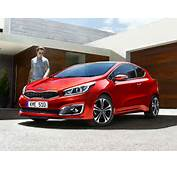 Discover The Kia Pro Ceed  Motors UK
