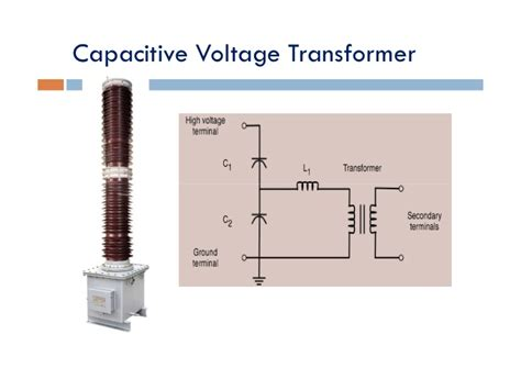 capacitor voltage transformer function capacitive voltage transformer maintenance 28 images power substation equipment operation