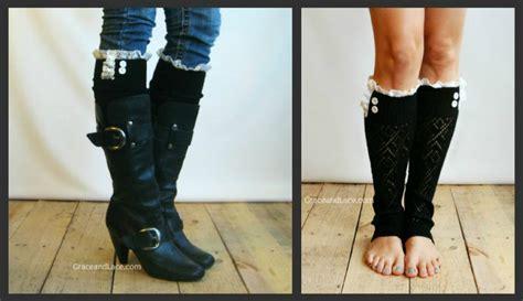 knee high boot socks grace and lace shark tank