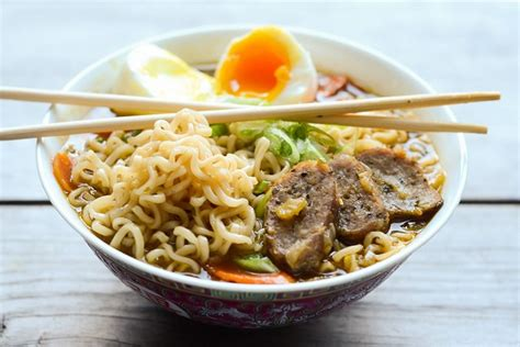Handmade Ramen Noodles - ramen noodle soup tasty kitchen