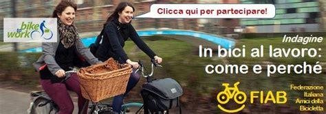 nazionale lavoro mestre indagine nazionale in bici al lavoro fiab mestre