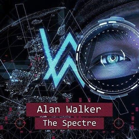 alan walker edm official alan walker the spectre cover art edm