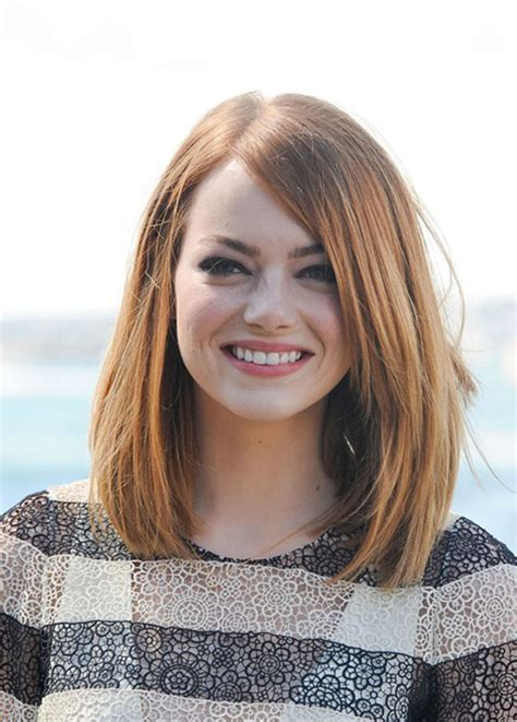 how to get emma stone short hair cutting steps the most googled celebrity hairstyles of 2014 brit co