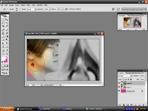 adobe photoshop cs2 tutorial youtube how to make color splash effect in adobe photoshop cs2