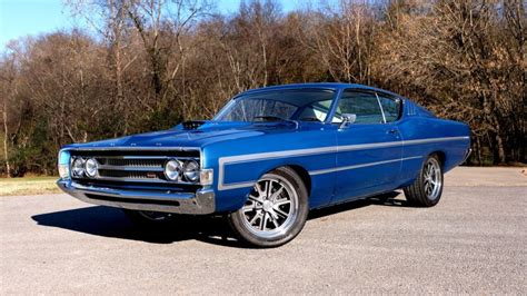 Need For Speed Torino by Ls3 Powered 1969 Ford Torino Gt 5 Speed For Sale On Bat
