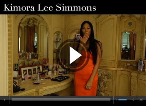Kimora Simmons Closet by Complete With Enough Handbags And Shoes To Clothe A Small