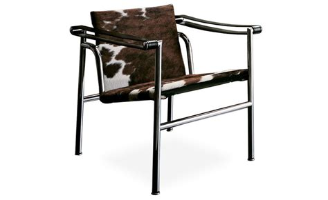 le corbusier lc1 sling chair hivemodern