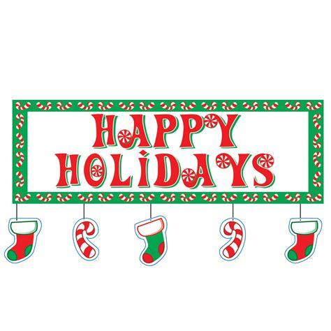 happy holidays clipart   clip art