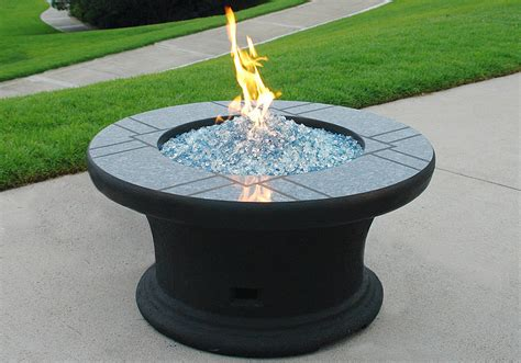 propane pits with glass rocks modern pit propane 187 design and ideas