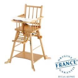 combelle chaise haute transformable naturel naturel
