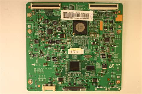 samsung 55 quot un55fh6030 bn96 27249a led t con board timing board unit ebay