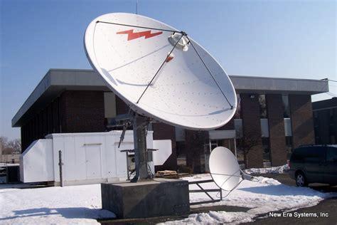 Antena Ku Band Used Ku Band Vsat And Earth Station Satellite Antennas For