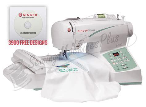 Mesin Jahit Singer Futura Ce 250 singer futura ce 250 embroidery sewing machine w 3900 designs