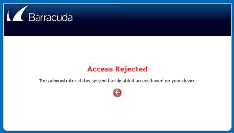 Nac Background Check How To Configure Nac For Ssl Vpn Barracuda Cus