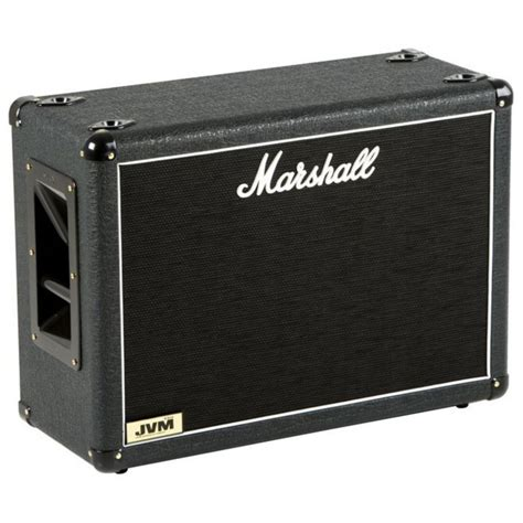 Speaker Gitar Marshall Jvmc212 Guitar Speaker Cabinet At Gear4music