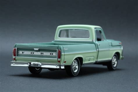 Diecast Ford diecast hobbist 1969 ford f 250 truck