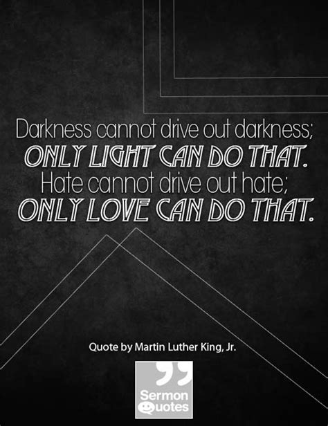 drive out hate cannot drive out hate martin luther king jr