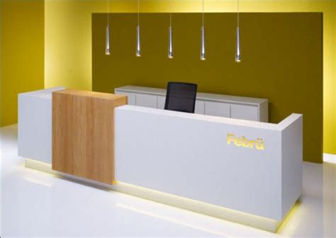 contemporary reception desk consult 211 rios pinterest